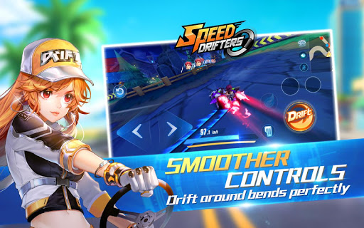 Screenshot 2: Speed Drifters | Chinois Traditionnel
