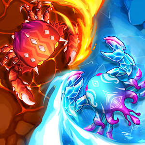 Icon: Crab War : Idle Swarm Evolution