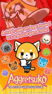 Screenshot 1: Aggretsuko : the short timer strikes back