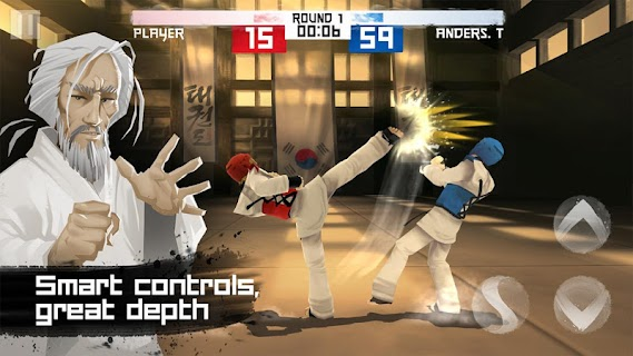 Screenshot 2: Taekwondo Game