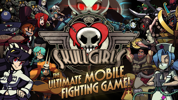 Screenshot 1: Skullgirls