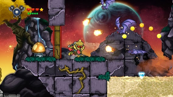 Screenshot 1: Magic Rampage