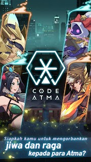Screenshot 1: Code Atma