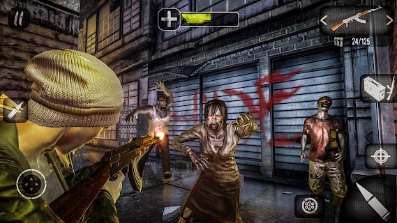 Screenshot 2: Last Day: Zombie Survival