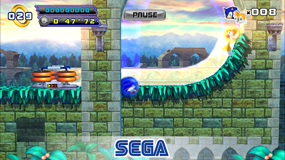 Screenshot 2: Sonic The Hedgehog 4 Episode II