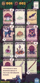Screenshot 3: Card Hog - Rogue Card Crawler