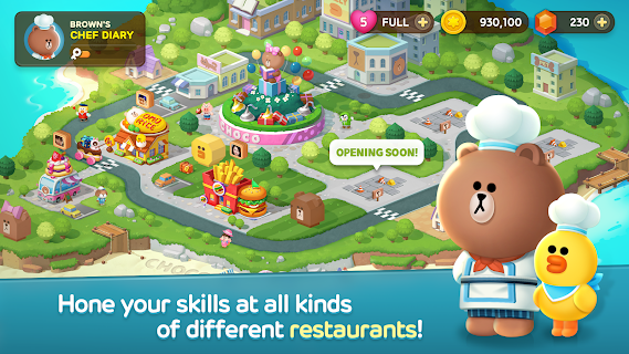 Screenshot 4: LINE CHEF
