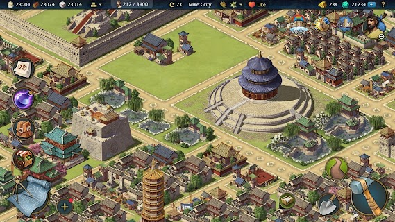 Screenshot 4: Sim Empire