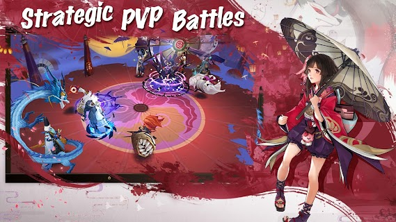 Screenshot 3: Onmyoji | English
