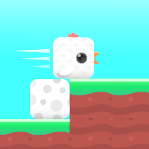 Icon: Square Bird