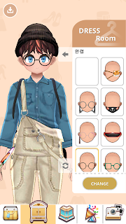 Screenshot 3: Boy-Styledoll Fashion Show - 3D Avatar maker