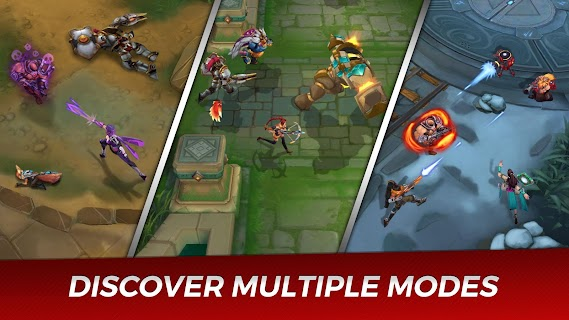 Screenshot 4: Paladins Strike