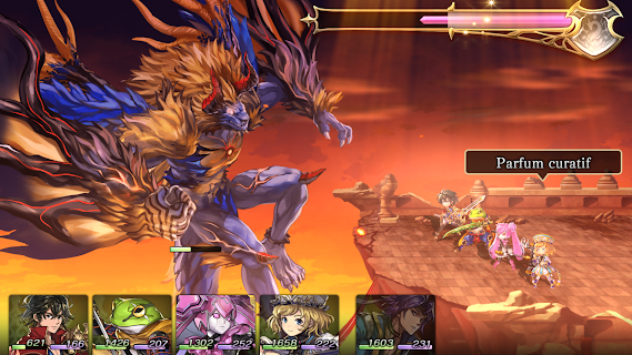 Screenshot 4: Another Eden: The Cat Beyond Time and Space | Globale