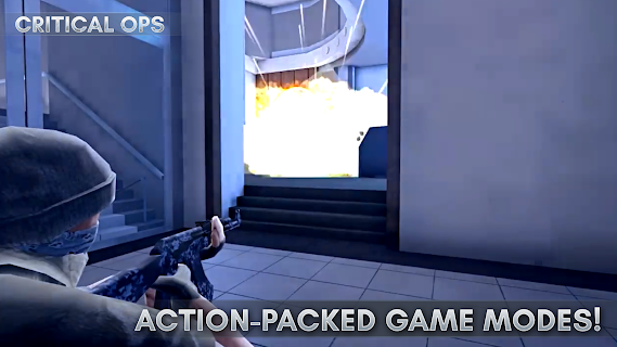 Screenshot 3: Critical Ops
