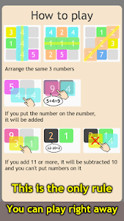 Screenshot 2: Number Tic-Tac-Toe IQ Puzzle