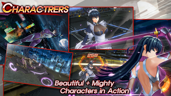 Screenshot 2: Action Taimanin | Global