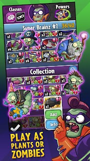 Screenshot 2: Plants vs. Zombies™ Heroes