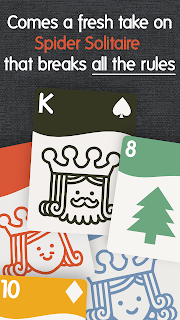 Screenshot 2: Flipflop Solitaire