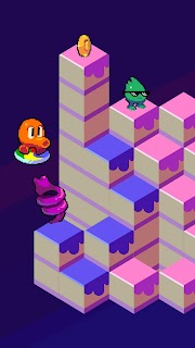 Screenshot 3: Q*bert