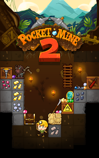 Screenshot 1: Pocket Mine 2
