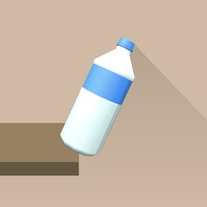 Icon: Bottle Flip 3D