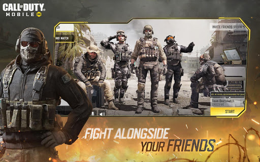 Screenshot 2: Call of Duty: Mobile | Chinois Traditionnel