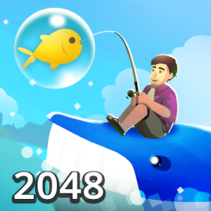 Icon: 2048 Fishing