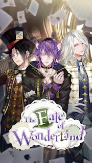 Screenshot 1: The Fate of Wonderland : Romance Otome Game