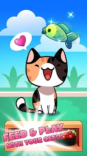 Screenshot 2: Cat Game - The Cats Collector!