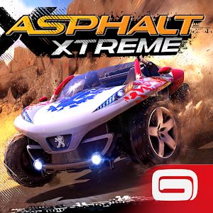 Icon: Asphalt Xtreme: Rally Racing