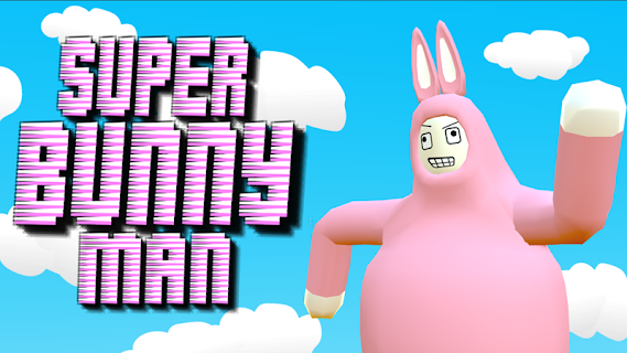 Screenshot 1: Super Bunny Man