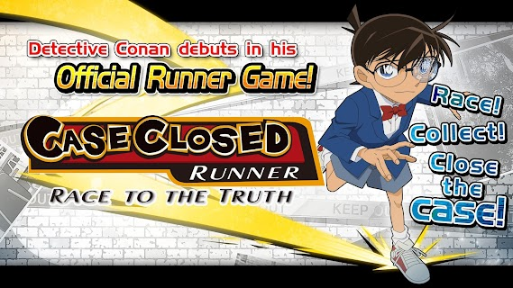 Screenshot 1: Case Closed Runner: Race to the Truth | Global
