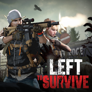 Icon: Left to Survive