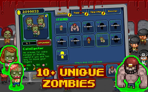 Screenshot 3: Infectonator