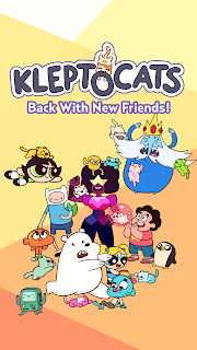 Screenshot 1: KleptoCats Cartoon Network