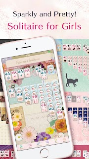 Screenshot 1: Princess*Solitaire - Cute!