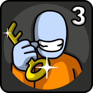 Icon: One Level 3: Stickman Jailbreak