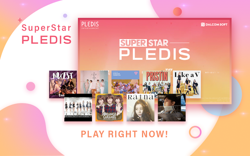 Screenshot 2: SuperStar PLEDIS | 韓文版