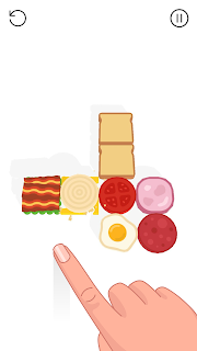 Screenshot 4: Sandwich!
