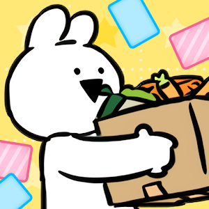 Icon: Over Action Rabbit: Cleaning