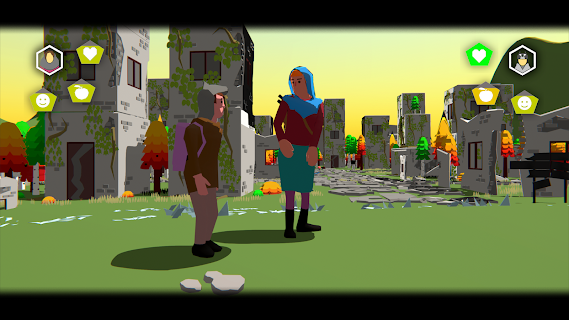 Screenshot 2: Overgrown
