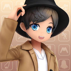 Icon: Boy-Styledoll Fashion Show - 3D Avatar maker
