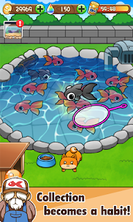 Screenshot 3: Goldfish Collection