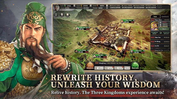 Screenshot 3: Three Kingdoms Tactics | SG & MY