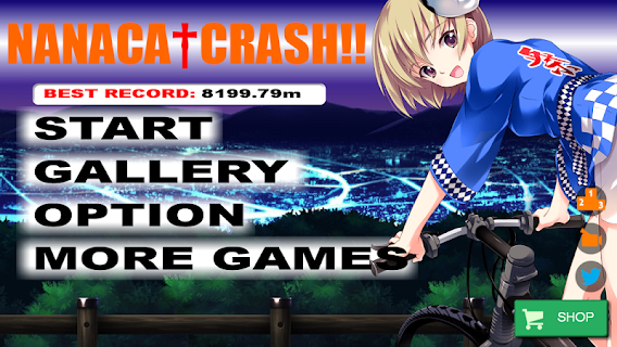 Screenshot 2: NANACA†CRASH!!