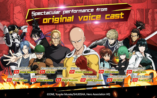 Screenshot 2: One Punch Man: The Strongest Man | SEA