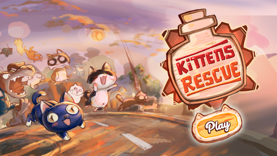 Screenshot 4: Kittens Rescue - Cats Story