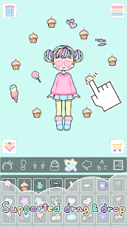 Screenshot 3: Pastel Girl