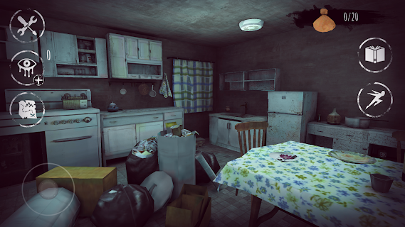 Screenshot 3: Eyes: Scary Thriller - Creepy Horror Game