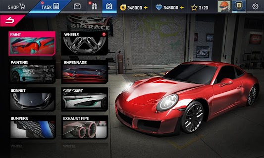 Screenshot 4: Street Racing HD